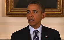 "Obama on Isaac: ""Take this seriously"""