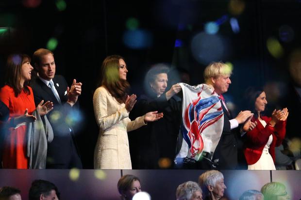 London Paralympics 2012: Opening Ceremony