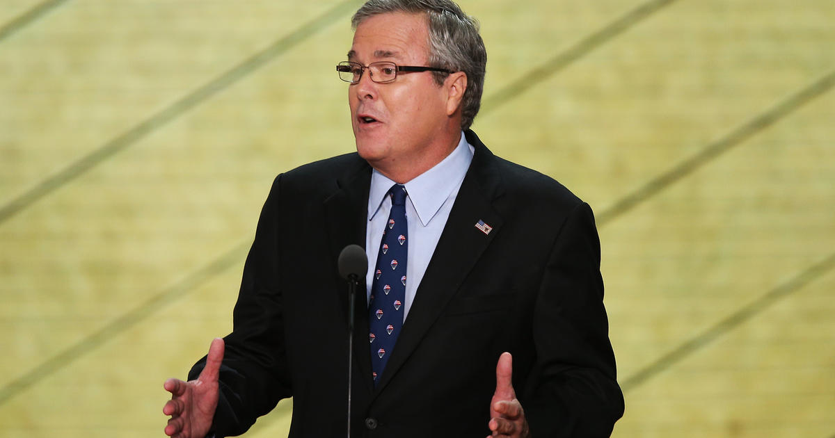 Jeb Bush Voters Have to Stop Rewarding Reality TV Racist