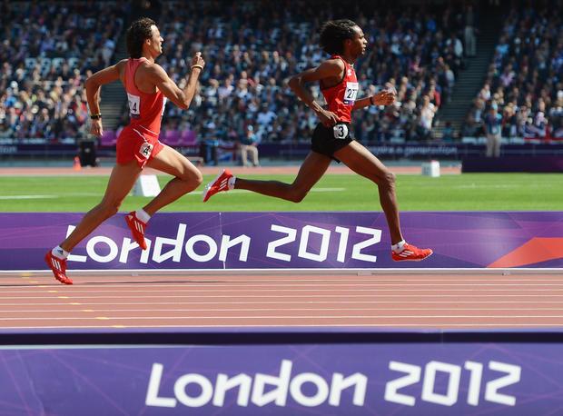 Best of London Paralympics 2012