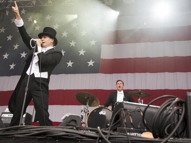 Made In America 2012 music festival