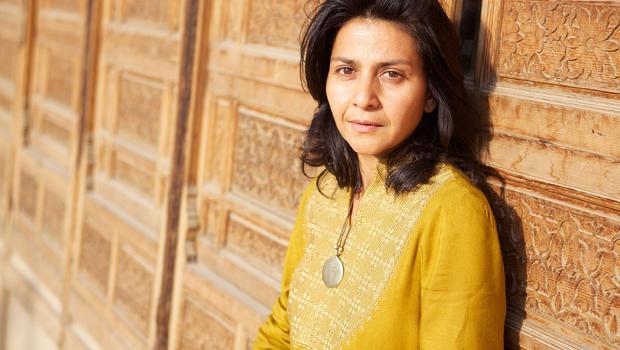 Afghan businesswoman Zolaykha Sherzad