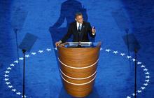 Obama touts bin Laden death, promises kept