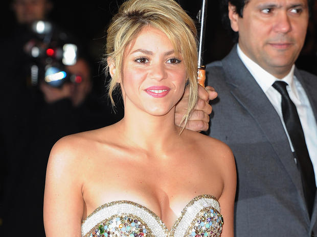 Most dangerous celebs to search online in 2012