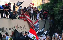 Egyptian protesters attack U.S. Embassy over Muhammad film