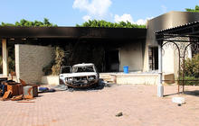Officials eye suspected al Qaeda link in consulate attack
