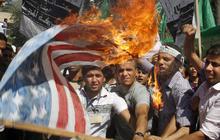 Muslim world protests anti-Islamic film