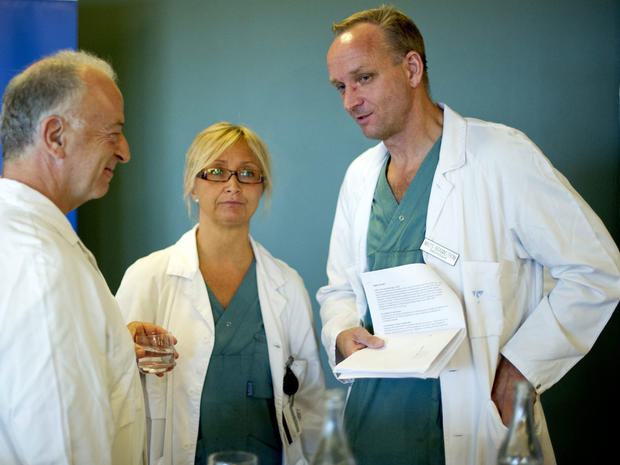 sweden, uterus transplant, mom, daugther