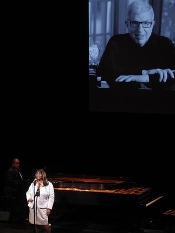 Marvin Hamlisch memorial concert