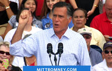 Romney camp shifting tactics to revive support