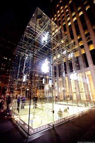 Five years of iPhone launches