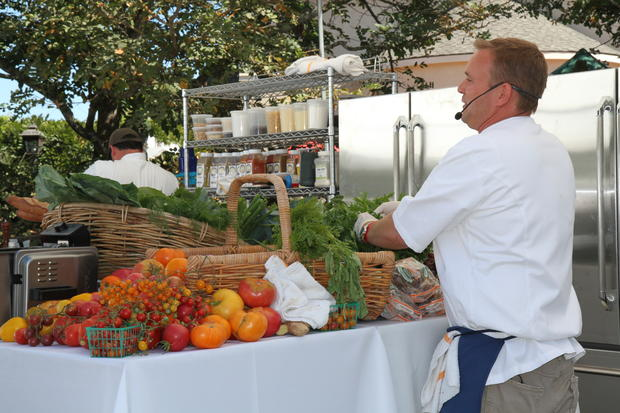 Heirloom Tomatoes at Kendall-Jackson Tomato Festival 2012