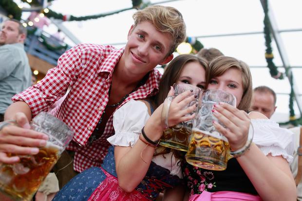 Oktoberfest 2012 in Munich