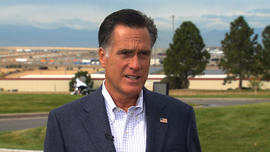 """Romney: White House """"jumped the gun"""" explaining Libya attack"""