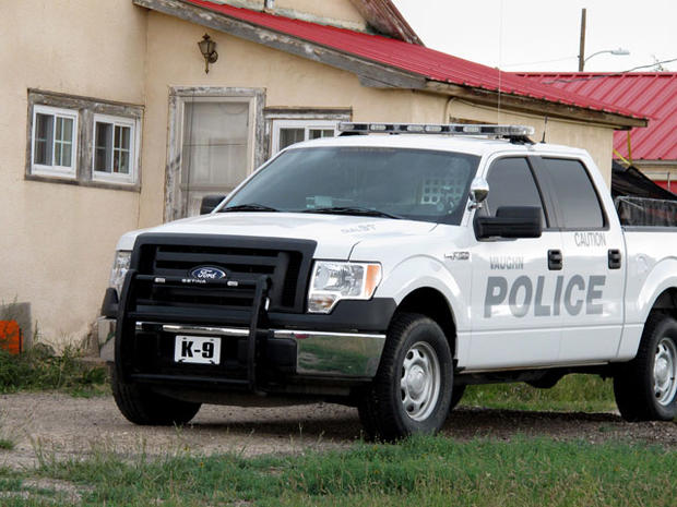 Police chief resigns, dog is only cop in N.M. town