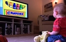 Background TV bad for kids, says study