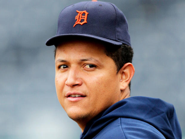 Tigers' Miguel Cabrera wins Triple Crown
