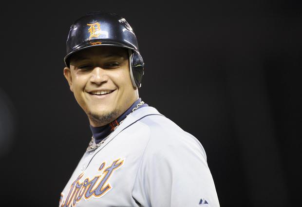 Tigers' Miguel Cabrera wins Triple Crown