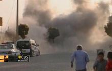 Turkey retaliates against Syria for shelling
