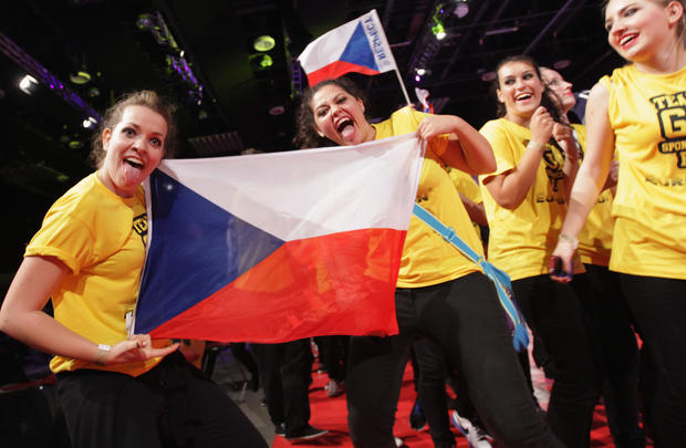 World dance championships 2012