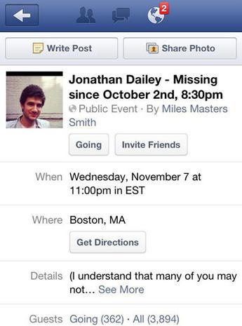 Body of missing Boston grad student found