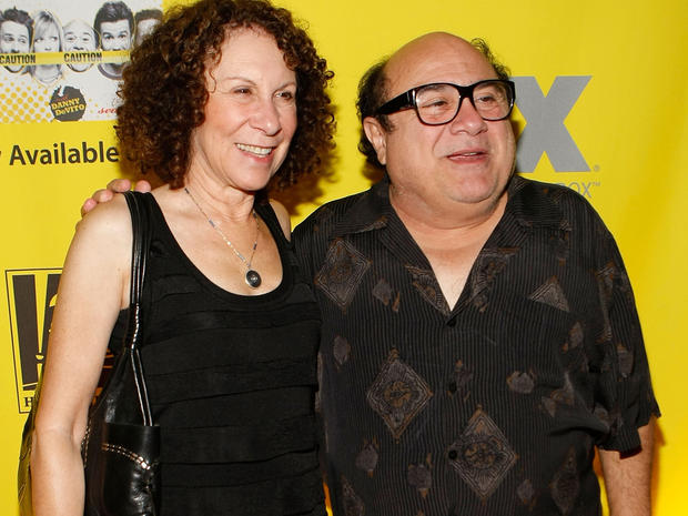 Danny Devito and Rhea Perlman  call it quits