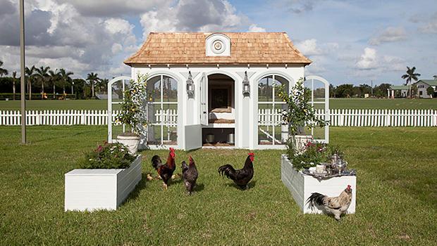 Chicken Coop Trailer Offers $100k Chicken Coop