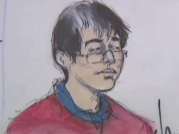 Yongda Huang Harris周二出庭。