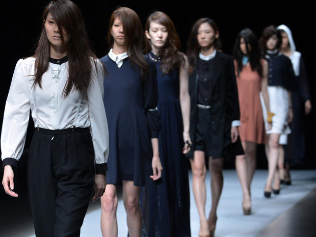 Fashion Week in Japan