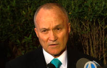 Ray Kelly on Fed Reserve Bank attack plot