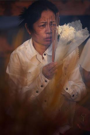 Cambodia mourns King Norodom Sihanouk