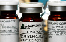 Meningitis: Fungus found in steroids