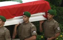 Some blame Syria regime for Lebanon spy chief death