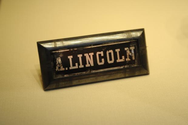 Abraham Lincoln family artifacts, rare manuscripts