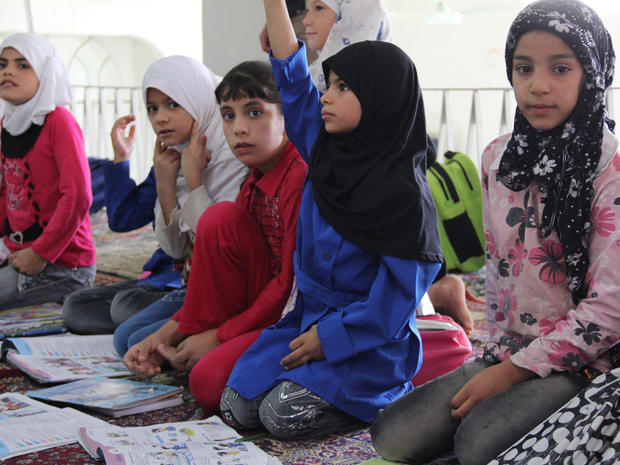 EDUCATION UNDER ATTACK IN SYRIA