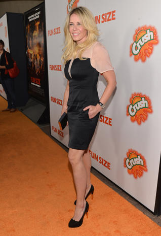 "Stars  step out for ""Fun Size"" premiere"