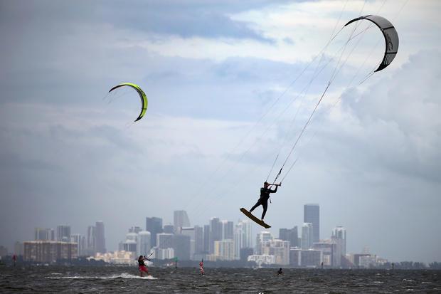 U.S. prepares for Hurricane Sandy