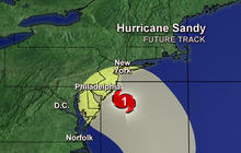 """""""Super storm"""" Sandy will be a """"little bit of everything"""""""