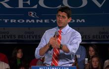 "Ryan: Pray for ""fellow Americans"" in hurricane's path"