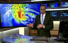 "Sandy bringing ""tremendous"" storm surge, ""incredible"" wind"