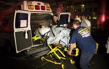 Behind the scenes of NYU Hospital evacuation