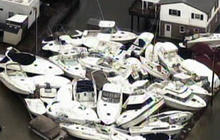 Sandy's Aftermath: Severe damage along Jersey Shore