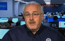 Head of FEMA on Sandy response and relief