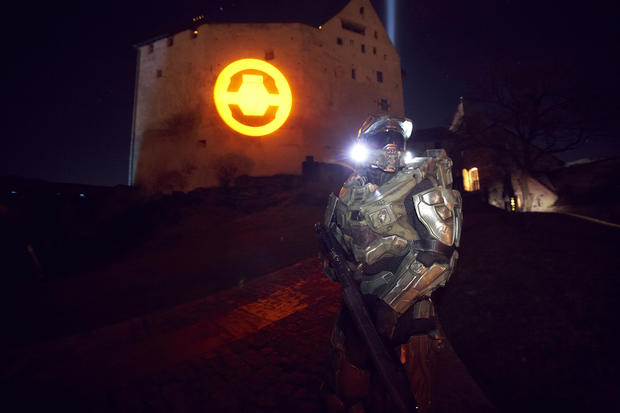 HALO 4 invades Liechtenstein