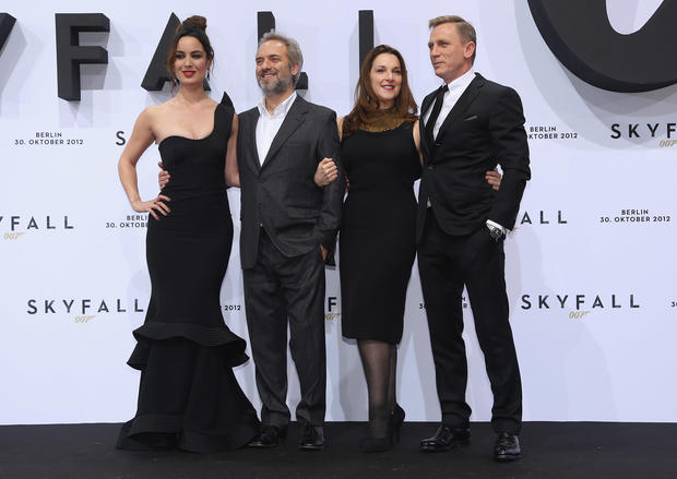 """Skyfall"" across Europe"