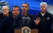 Special Report: Obama tours Superstorm Sandy aftermath