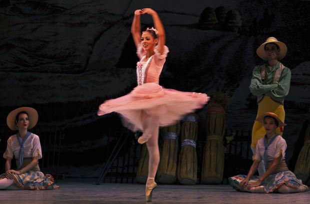 Cuba's ballet festival