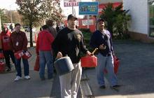 Long Island, N.Y. desperate for gas
