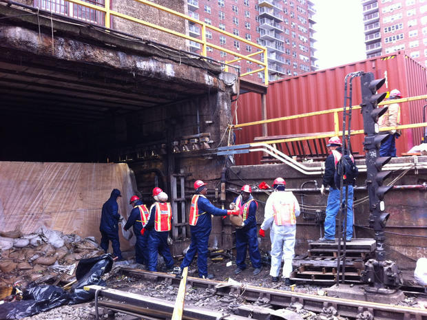 Fixing NYC's subway after Sandy
