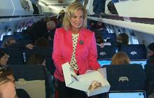 """Ann Romney: Campaign's """"long road"""" has been """"humbling"""""""